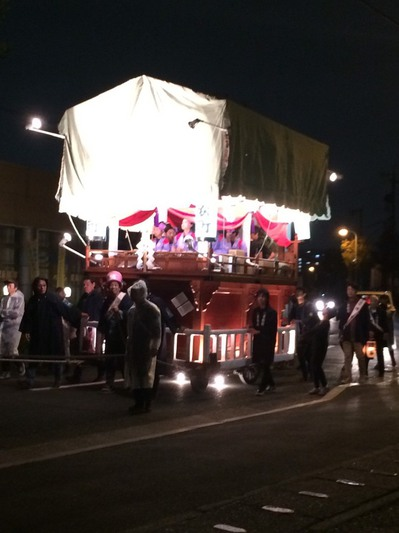 祭り 子安 屋台