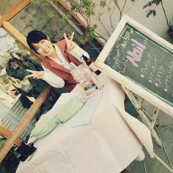 浜松,イベント,カフェ,おさんぽ日和,東区子安町,10月25日,ネイル,