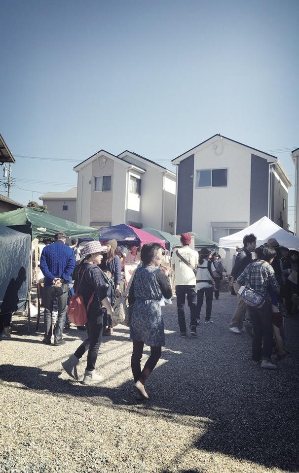 浜松,イベント,カフェ,おさんぽ日和,東区子安町,10月25日,出店