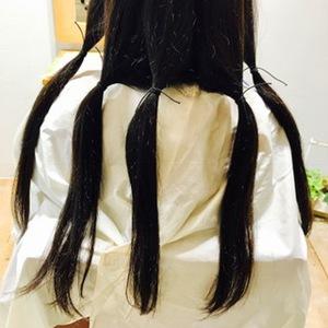 ヘアドネーション、ボランティア、髪の毛寄付